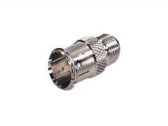 F-Verbindung, Quick-F-Stecker-F-Kupplung