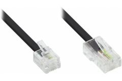 Kabel TK DSL RJ45/RJ11-Stecker ( 3.0m)
