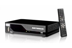 simpliTV Box Kathrein UFT 931 PVR Receiver inkl. simpliTV mit 1x DVB-T2 Tuner und Aufnahmefunktionalität, H.264 und HEVC, HbbTV & IPTV Support