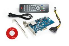 DVBSky PCIe DVB-S2 Sat FTA (S950 V3) + CD