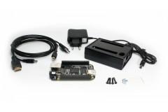 BeagleBone Black<br /> Starter Kit mit Platine, USB Kabel, Gehäuse, Steckernetzteil und HDMI Kabel
