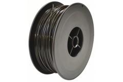 3D Drucker Zubehör<br /> 100m PLA 3D printer filament black