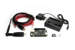 BeagleBone Black<br /> Wireless Kit mit Platine, USB Kabel, Gehäuse, Steckernetzteil, HDMI Kabel, 5db Wireless Stick und Netzwerkkabel