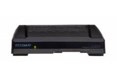 Icecrypt STC1650 HD DVB-S2/T2/C Receiver mit Kartenleser, Ethernet