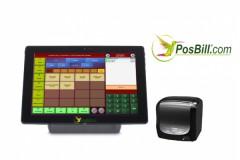 PosBill Tablet Kasse