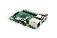 Raspberry Pi 3 Model B (EU Fertigung)