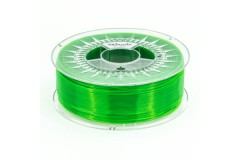 3D Drucker Zubehör PETG ø1.75mm (1.10kg), TRANSPARENT GREEN / GRÜN, 3D Drucker printer filament