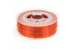 3D Drucker Zubehör PETG ø2.85mm (1.10kg), TRANSPARENT ORANGE / ORANGE, 3D Drucker printer filament