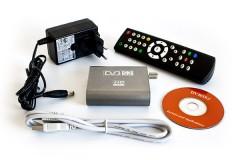 DVBSky USB DVB-S2 Sat FTA (S960 V2) + CD