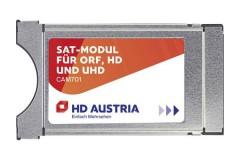 CAM CI+ Modul ('Viaccess)<br /> HD Austria cardless Modul für Sat (DVB-S) mit integrierter Karte für ORF (CAM701)