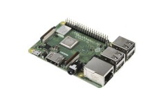 Raspberry Pi 3 Model B+ (EU Fertigung)