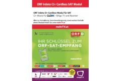 CAM CI+ Modul cardless simpliTV (DVB-S2 only) und ORF DIGITAL DIREKT