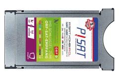 CAM CI+ Modul P/SAT ORF & simpliTV cardless Kombi Modul für Sat (DVB-S) und Antenne (DVB-T) mit integrierter Smartcard und ORF DIGITAL DIREKT, 5 Jahre Garantie auf Hardware