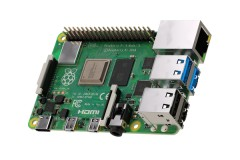 Raspberry Pi 4 Model B 2GB (originalverpackt)