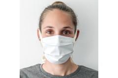 VorProtect Mehrweg Plasma-Mund-Nasen-Schnellmaske